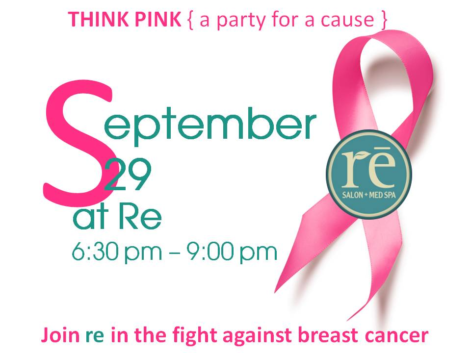 pink party event