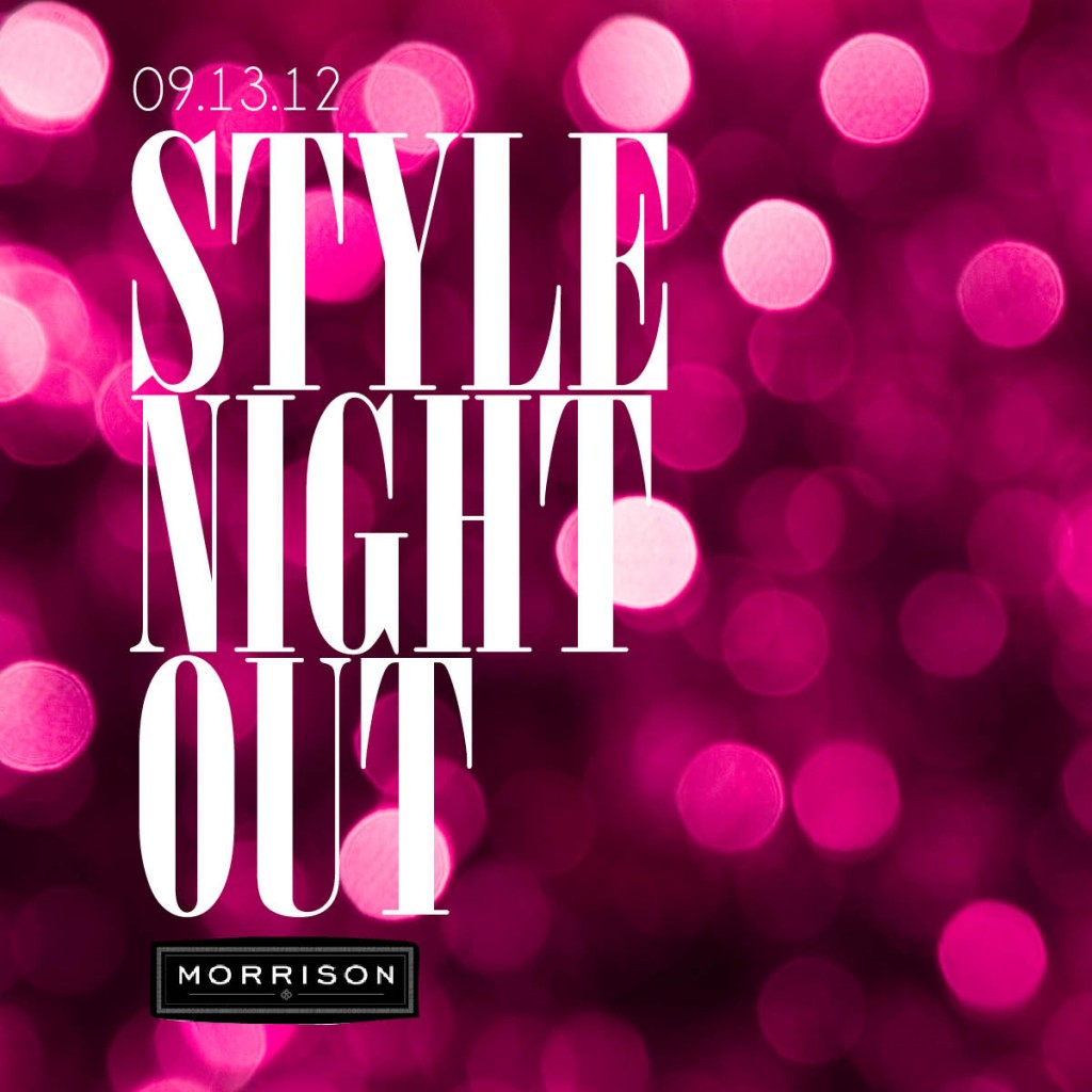 style night out